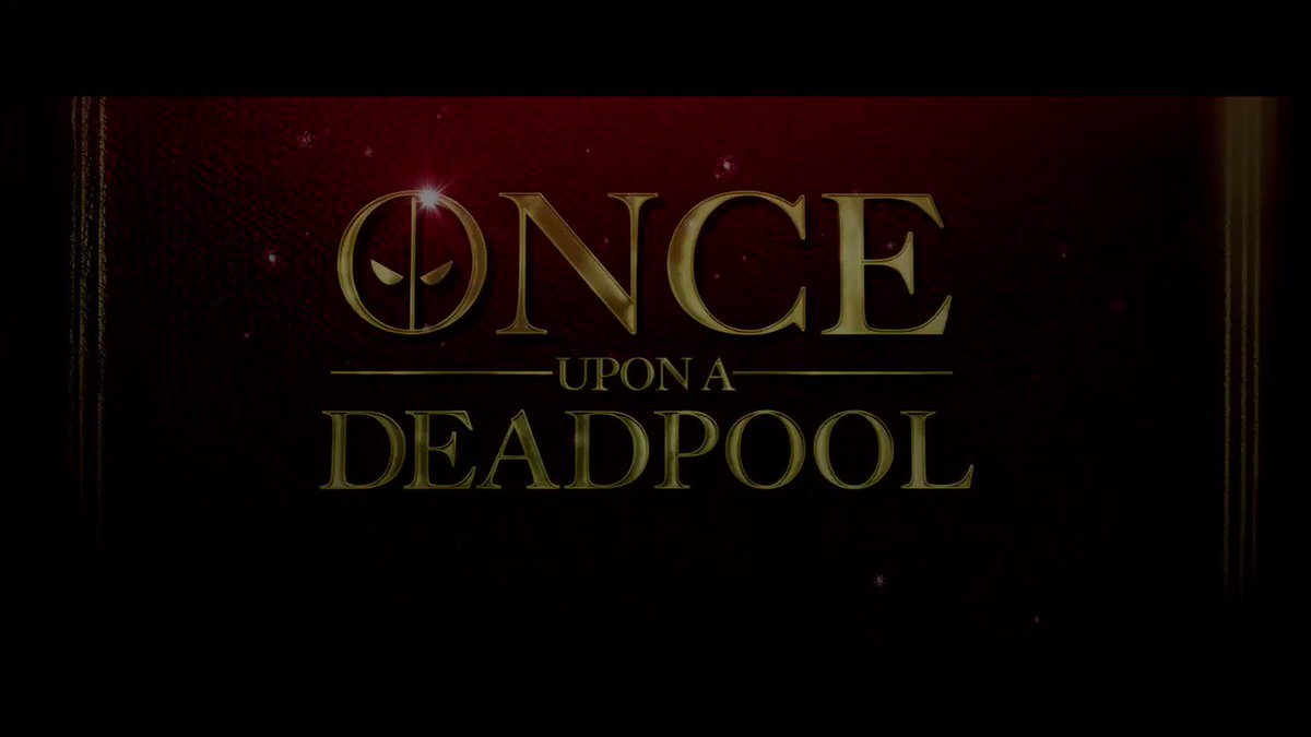 Almost like John candy and Macaulay Culkin. But with kidnapping, chest hair and cash grab. #OnceUponADeadpool