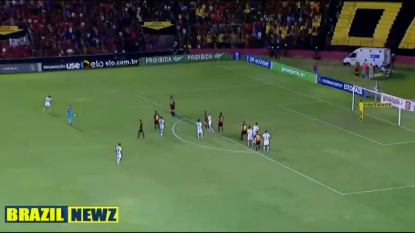 "Last week goal by Samba Boy ""Rodrygo Goes"""