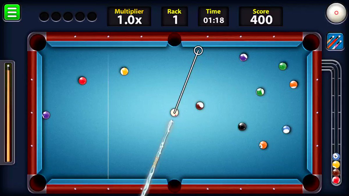 """8 BALL POOL BLOG #257(""""5 DOUBLE POTS IN A ROW"""")#8BallPool #8ball #gamestagram #iphone #blog #Gaming #miniclip #gaminglife #PoolKings #gameplay #videogames #mobile #videogame #youtuber #Video #Gamescom2018 #GamersUnite #GamersRiseUp #ViralVideo #viral #youtube #YouTube #YouTuber"""