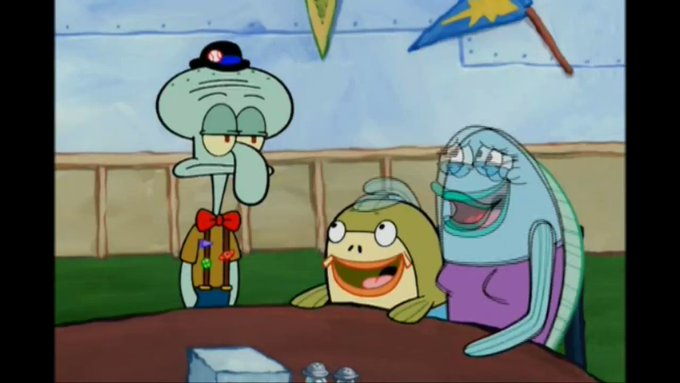 [  4 65a ] Selling Out (       )  Squidward\s Happy Birthday Song  : Rodger Bumpass