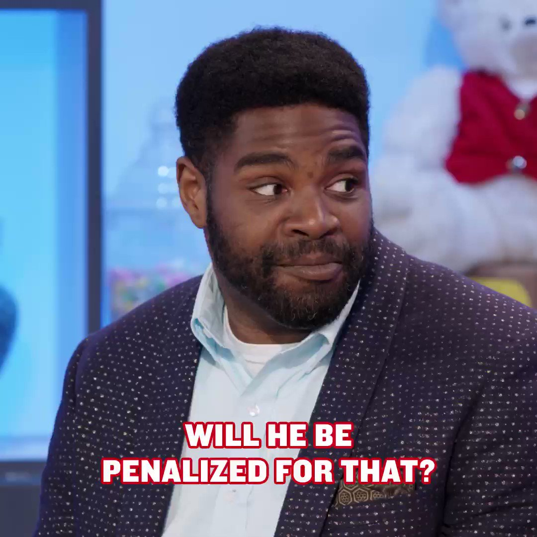 Ronald Funches On Twitter Omg I M On Nailedit Holiday Out Now
