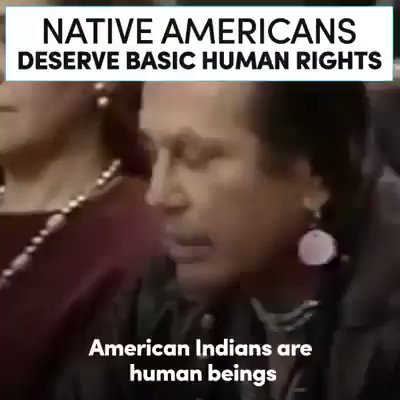 """Your Comment NEEDED : COMMENT """"Aho"""" if you support Native American Rights.  Native American activist, Russell Means, made this powerful statement about Native American rights!"""
