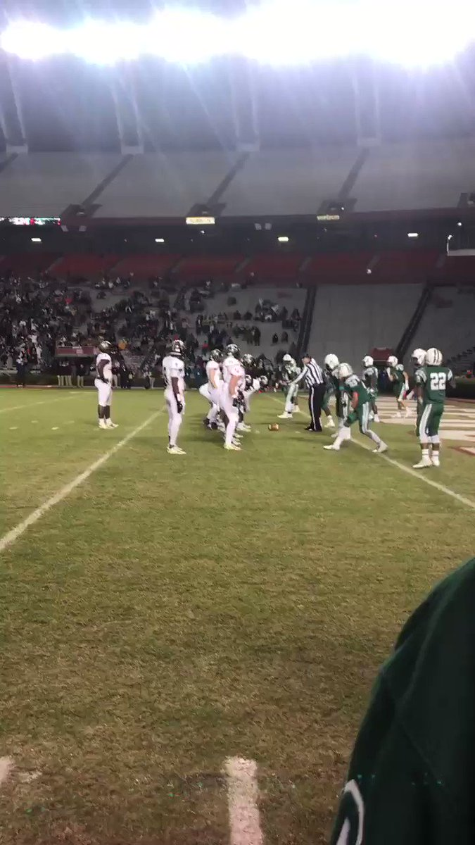 TL Hanna had their third chance.... and Dutch Fork took advantage #byebye #5Astatechamps @dfhsfootball @wachfox