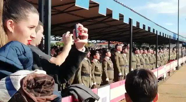 #AVANCE | El Día de la #InmaculadaConcepción es también el de la patrona de la infantería del @EjercitoTierra. En #Badajoz le está rindiendo homenaje la #BrigadaExtremaduraXI.   Lo contamos a las #2menos3⏰ en #EXN1🖥 https://t.co/KHfL0mxP82