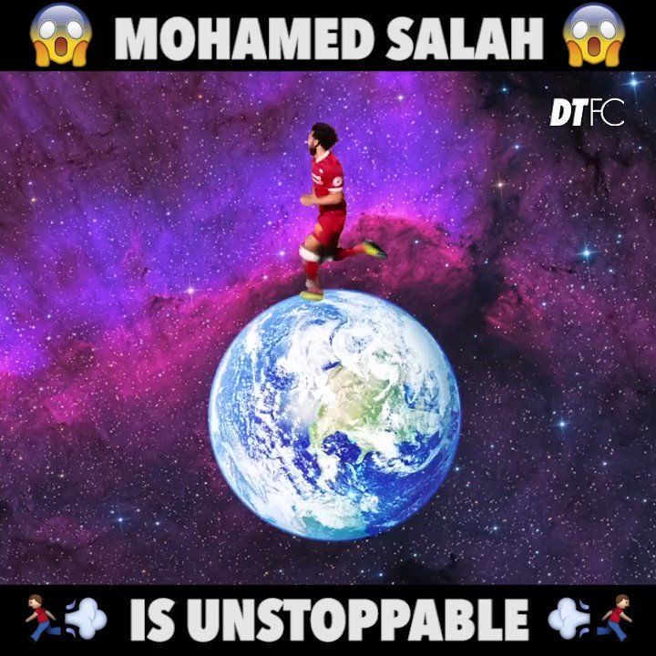 Mo Salah was back to his unstoppable best today 🔥
