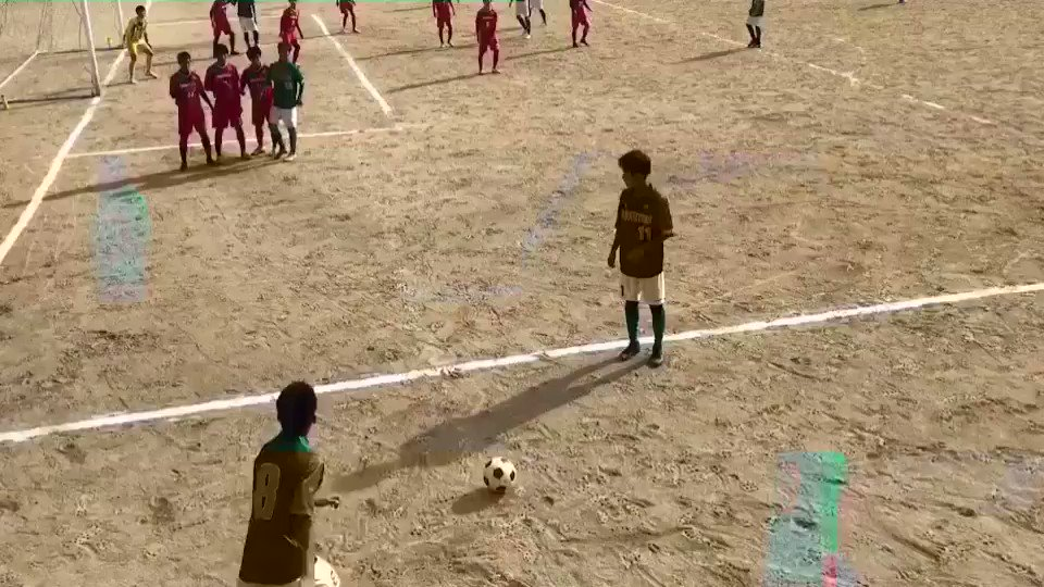 RT @EPLBible: Toni Kroos' goal recreated by some kids...  This is amazing. 👏 https://t.co/rRE6PYZPT0