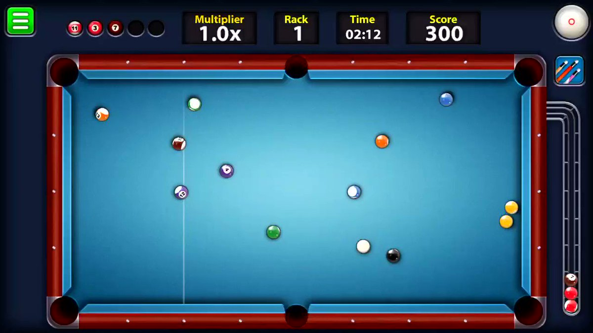 """8 BALL POOL BLOG #258(""""6 DOUBLE POTS IN A ROW"""")#8BallPool #8ball #gamestagram #iphone #blog #Gaming #miniclip #gaminglife #PoolKings #gameplay #videogames #mobile #videogame #youtuber #Video #Gamescom2018 #GamersUnite #GamersRiseUp #ViralVideo #viral #youtube #YouTube #YouTuber"""