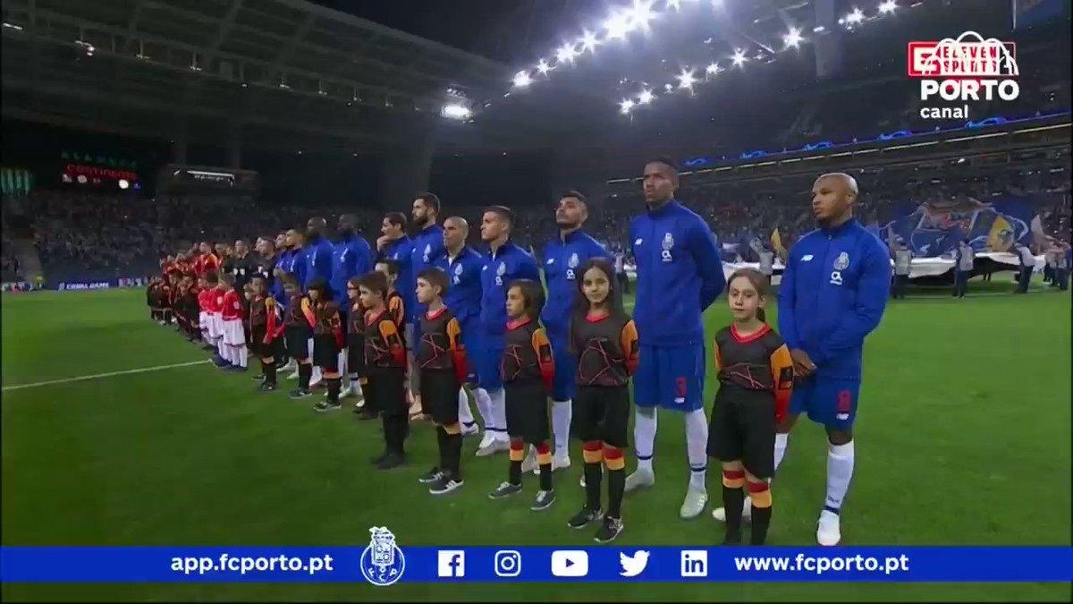 Recorda o jogo no Dragão frente ao Galatasaray 🔵⚪ #FCPorto #FCPGS #GSFCP #UCL