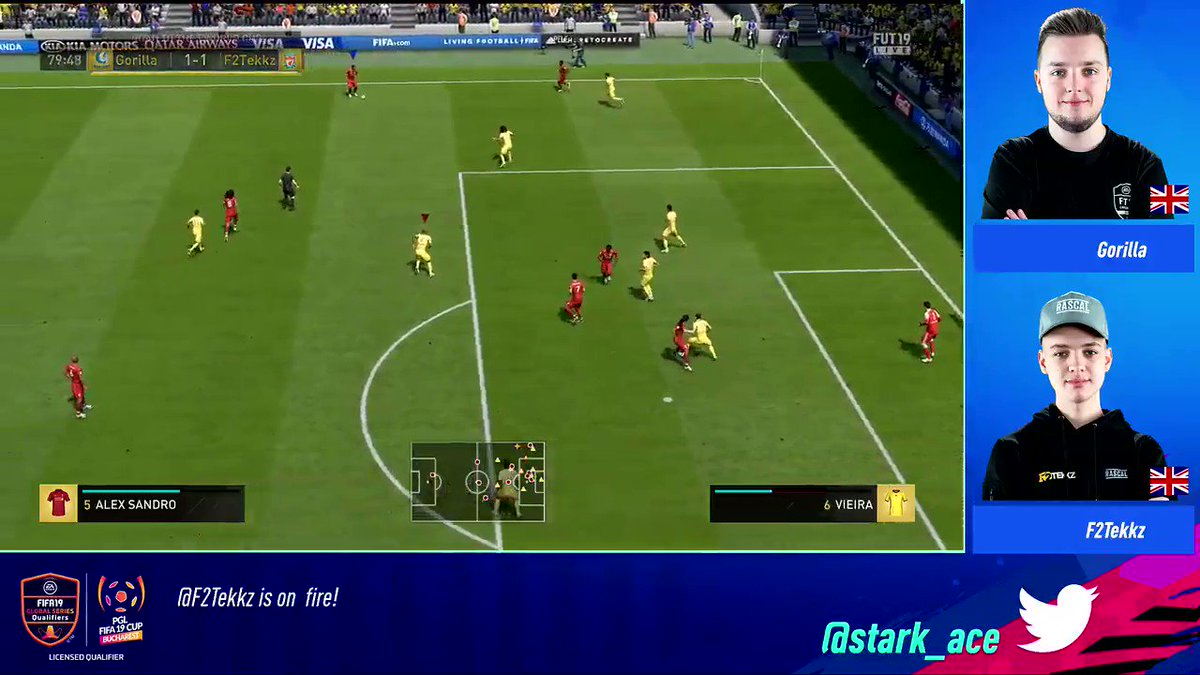 This is an absolutely outrageous goal. What was Courtois doing?  Wonder how the next patch will effective shots like this...