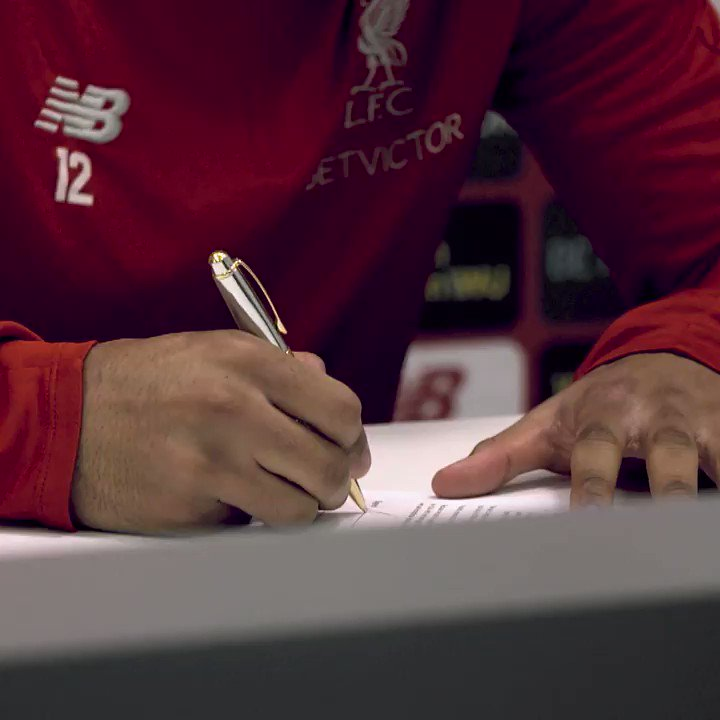 😁 @J_Gomez97 has signed a new long-term contract with the Reds!   ▶️https://bit.ly/2B5XP6t