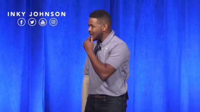 RT @inkyjohnson: Pull the strip off and activate your gifts and talents. https://t.co/A4aBR6QGRA