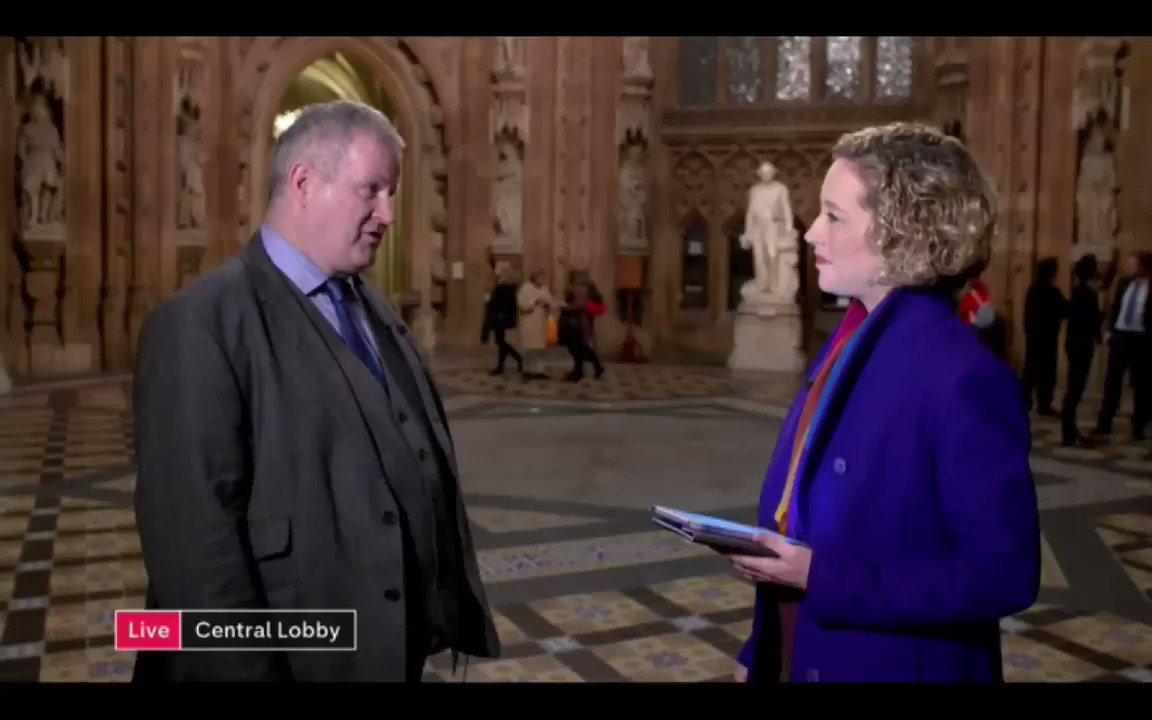Image for the Tweet beginning: Ian Blackford SNP - Parliaments