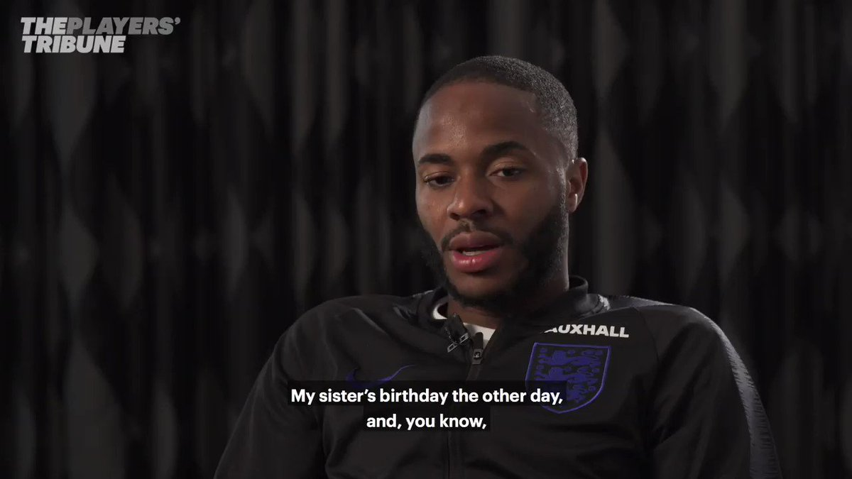 Whats @sterling7 all about? Let him tell you: