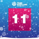 Day 11 of #TeamScotAdvent and we have World Record holder and...