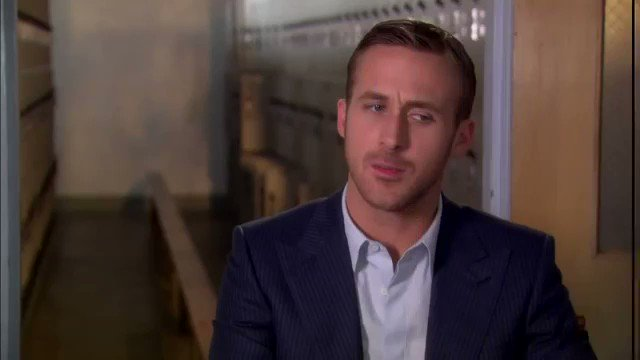 Ryan Gosling talkin' about being naked in front of Steve Carell (2011) #CrazyStupidLive #EmmaStone