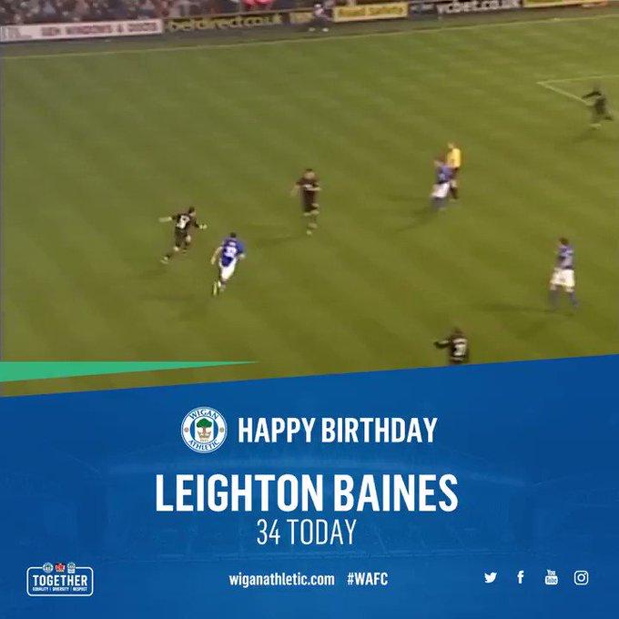 Happy Birthday, Leighton Baines!