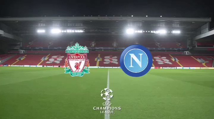 RT @sscnapoli: 🏟 Matchday @LFC 🆚 Napoli  💙 #ForzaNapoliSempre 🏆 @championsleague #UCL https://t.co/ad9GjyCbkD