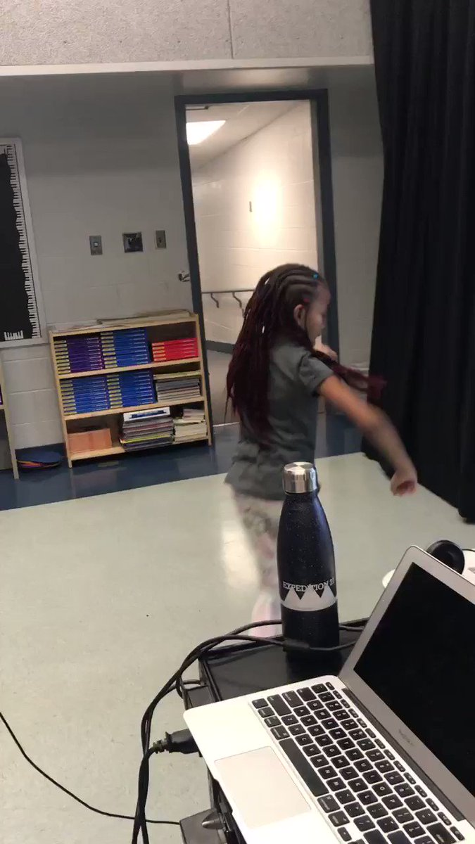 Dancing to the music, following the code she created! <a target='_blank' href='http://twitter.com/mrgildea33'>@mrgildea33</a> <a target='_blank' href='http://twitter.com/APSDrewJesse'>@APSDrewJesse</a> <a target='_blank' href='http://twitter.com/codeorg'>@codeorg</a> <a target='_blank' href='http://search.twitter.com/search?q=apscodes'><a target='_blank' href='https://twitter.com/hashtag/apscodes?src=hash'>#apscodes</a></a> <a target='_blank' href='https://t.co/pOie1NjPmV'>https://t.co/pOie1NjPmV</a>