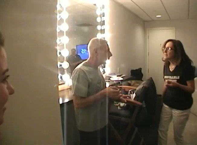 in honor of rick antonoff's birthday here's a classic video of his tooth falling out on bleachers tour https://t.co/PAP4umIyzz