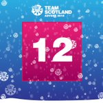 Guess the sport question for #TeamScotAdvent Day 12! Watch th...