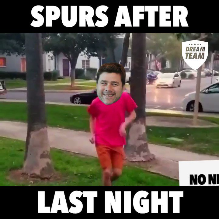 Spurs are marching on despite all their problems 😂