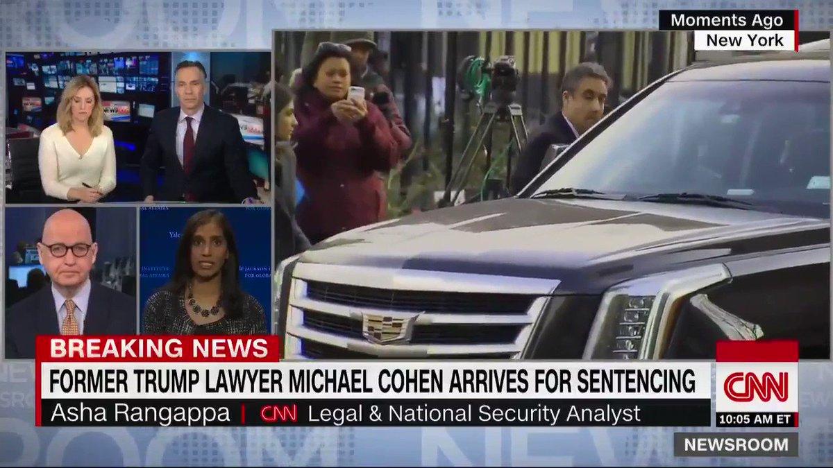 Sentenced, Prison, Michael Cohen | Baaz