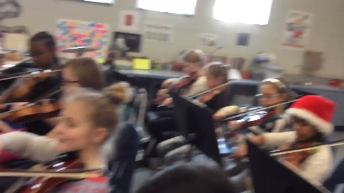 """""""Here is the amazing 5th grade orchestra playing sectoins from Gingersnaps! Warming up for the Winter Concert!"""" Thank you Social Media Intern Madeline!  🎶🎻 <a target='_blank' href='http://search.twitter.com/search?q=InMusicClass'><a target='_blank' href='https://twitter.com/hashtag/InMusicClass?src=hash'>#InMusicClass</a></a> <a target='_blank' href='http://search.twitter.com/search?q=ATSLearns'><a target='_blank' href='https://twitter.com/hashtag/ATSLearns?src=hash'>#ATSLearns</a></a> <a target='_blank' href='http://search.twitter.com/search?q=APSArtsGreat'><a target='_blank' href='https://twitter.com/hashtag/APSArtsGreat?src=hash'>#APSArtsGreat</a></a> <a target='_blank' href='https://t.co/1yNw91NSBn'>https://t.co/1yNw91NSBn</a>"""