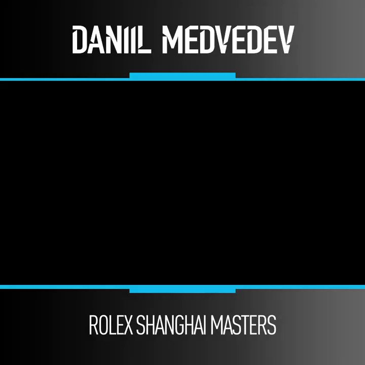 The best drop shot of the season!? 😲 This miracle volley from @DaniilMedwed is today's magic moment 🔥 🎥 @TennisTV