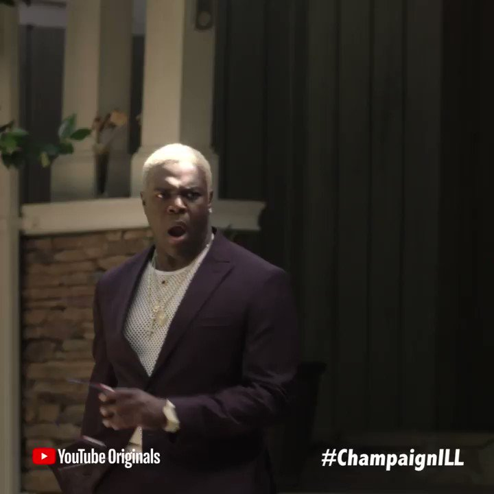 #Priorities. Catch @AdamPally and @SamRichardson in our new YouTube Original series #ChampaignILL, out now. Watch it here:  https://goo.gl/uuPwrb.