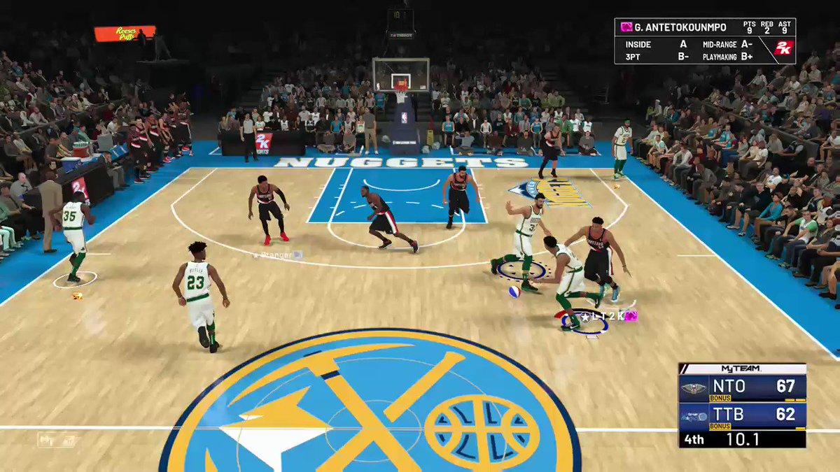 #NBA2K19 #XboxShare