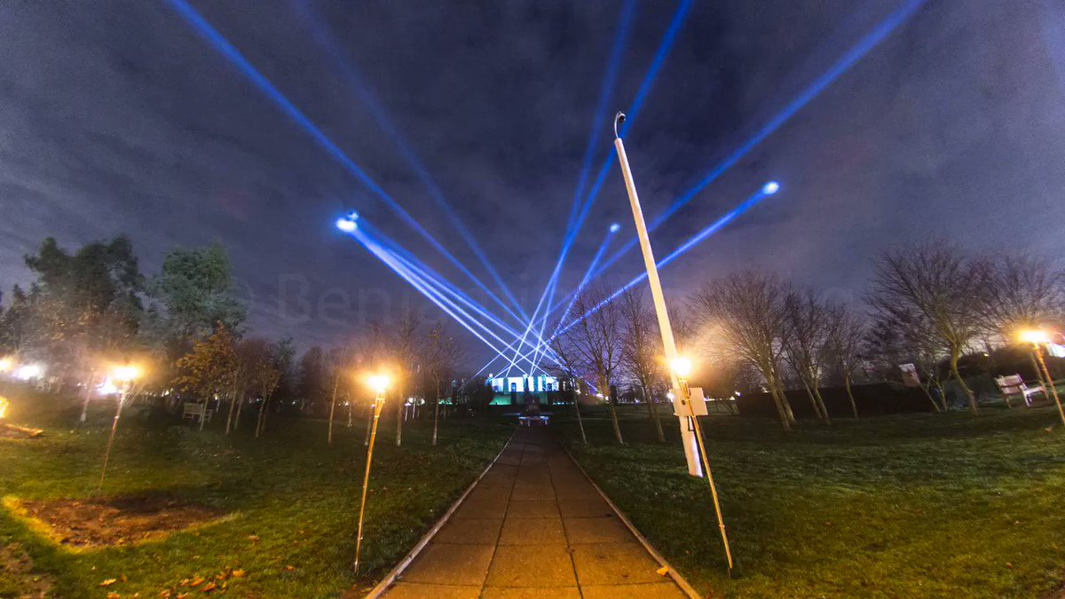 Illuminated Arboretum is a winter's evening not to be missed! This stunning and awe-inspiring immersive experience, shows Arboretum and some of its memorials in another light.  Book your tickets online (https://www.maximweb.net/nationalmemorialarboretum_ui/day/?eventconfig=29…) or by calling 01283 245100