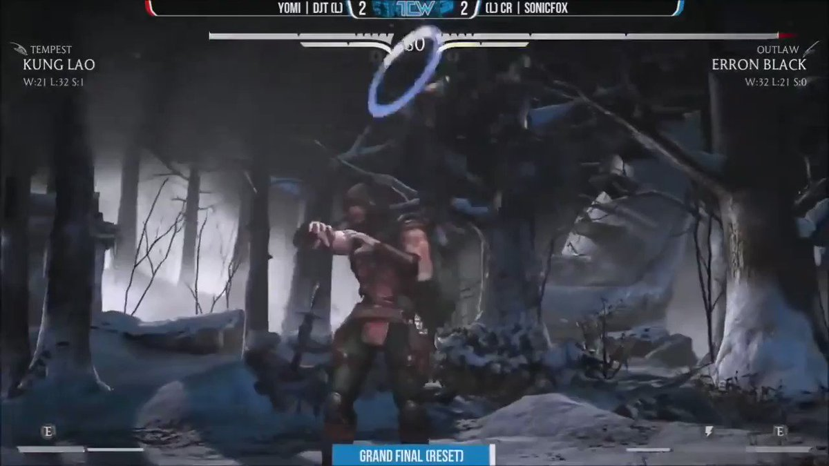 Throw back thursday! still in my opinion the best moment/match ever on MKX! DJT vs Sonicfox @ the common wealth. sharing it for anyone who never witnessed this insane moment early in MKXs life