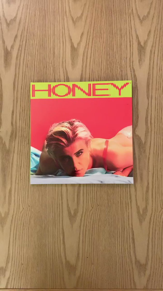 Honey is now available on vinyl! rbn.lnk.to/HONEYALBUMTw