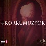#KorkumuzYok Twitter Photo