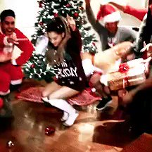 RT @ashleytisdale: Actual footage of me tomorrow at my Christmas party 💃🏼🎄 https://t.co/Ys9cnE5MSW