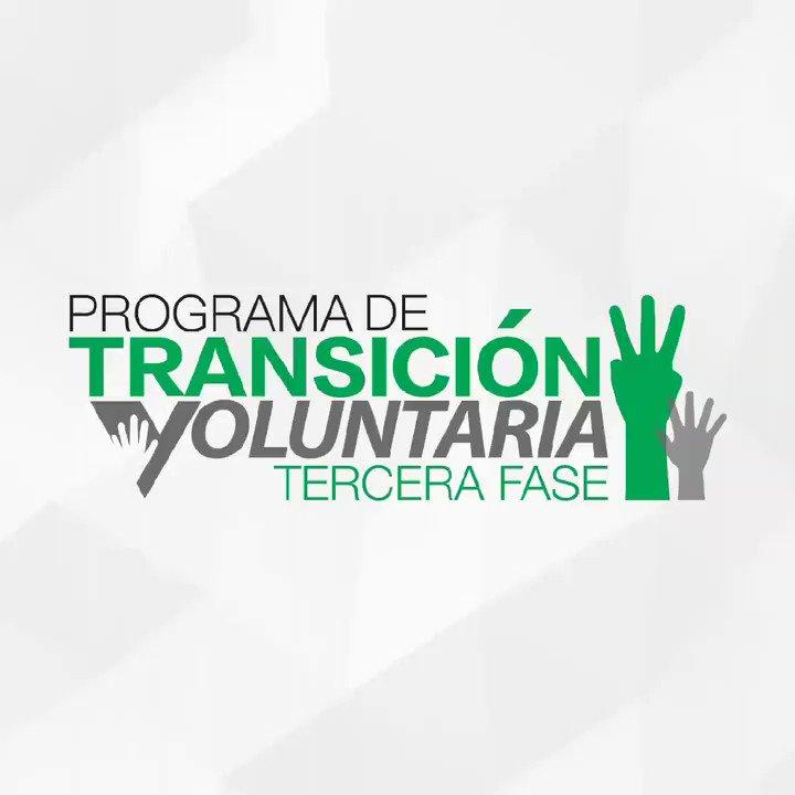 [SERVIDOR PÚBLICO] MAÑANA culmina la fecha limite para solicitar a la tercera fase del Programa de Transición Voluntaria. Solicita hoy ➡️ http://bit.ly/PTV3-18 @LuisRiveraMarin  #PTV3 #TransicionVoluntaria