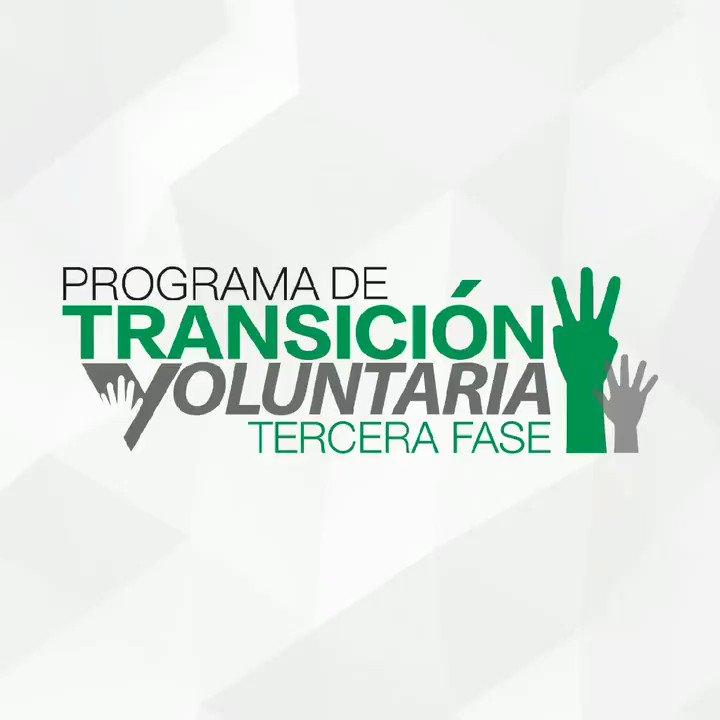[SERVIDOR PÚBLICO] MAÑANA culmina la fecha limite para solicitar a la tercera fase del Programa de Transición Voluntaria. Solicita hoy ➡ http://bit.ly/PTV3-18 #PTV3 #TransicionVoluntaria