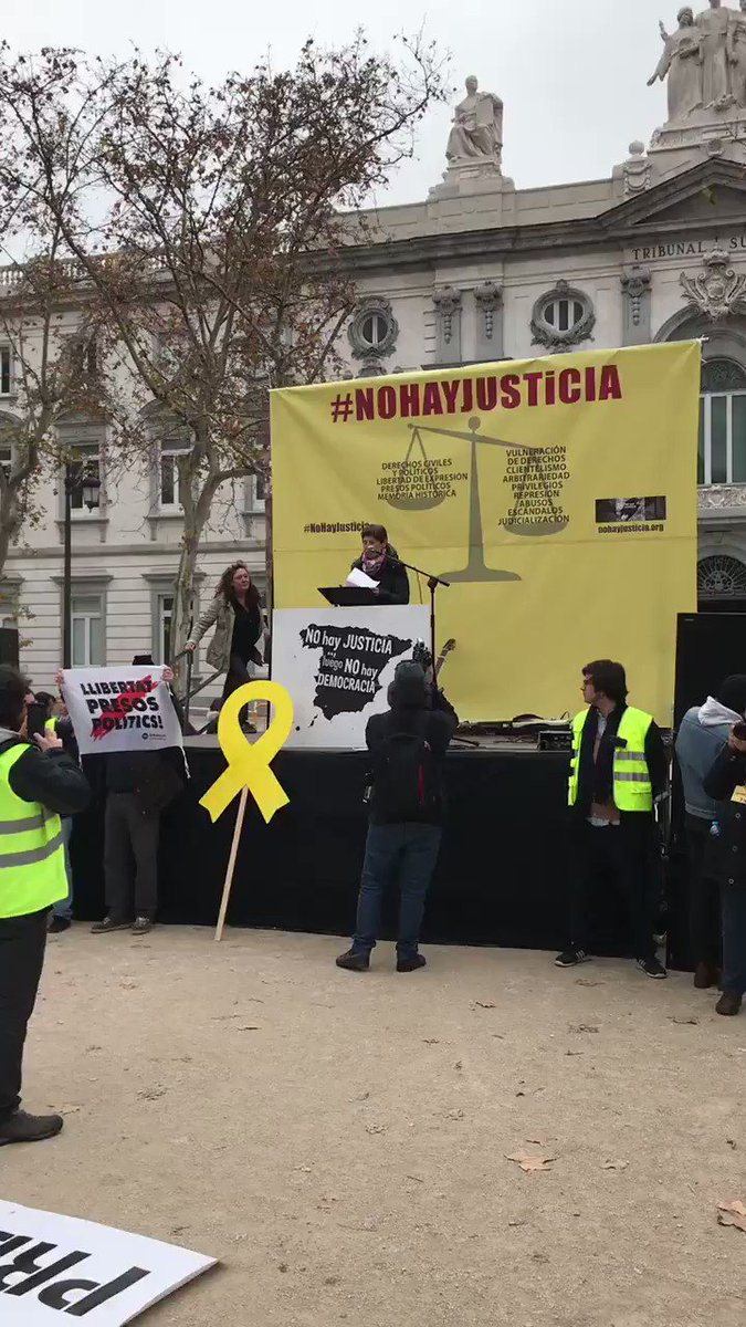 Gabriel Rufián's photo on #NoHayJusticia