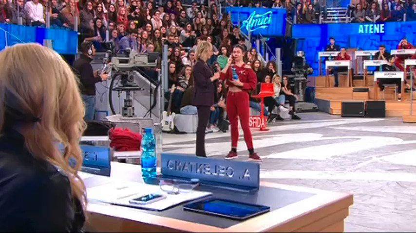 #Amici18 Latest News Trends Updates Images - trash_italiano
