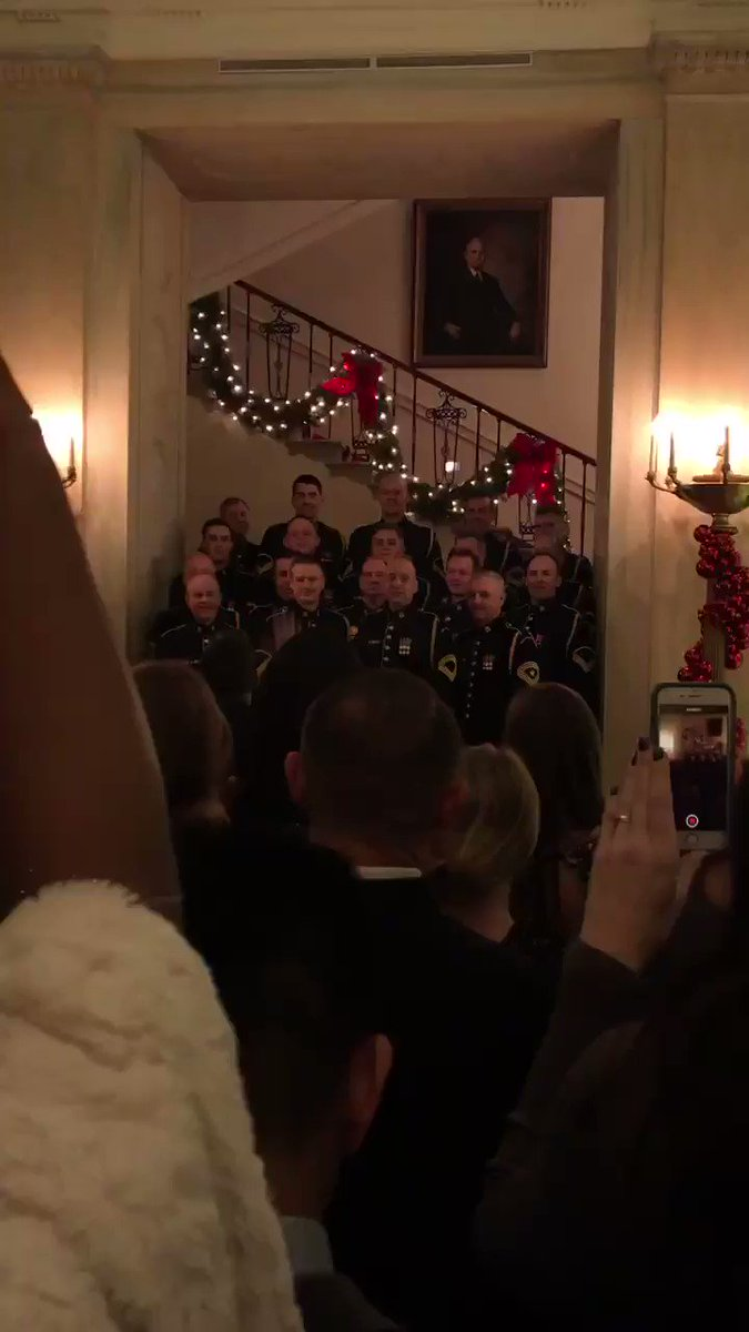 The music was amazing 😱 the military choir was spot on <a target='_blank' href='http://search.twitter.com/search?q=WhiteHouseholidayreception'><a target='_blank' href='https://twitter.com/hashtag/WhiteHouseholidayreception?src=hash'>#WhiteHouseholidayreception</a></a> 👌 <a target='_blank' href='http://twitter.com/Ms_SternerMusic'>@Ms_SternerMusic</a> <a target='_blank' href='http://twitter.com/MrMartiniMusic'>@MrMartiniMusic</a> I thought you might enjoy this <a target='_blank' href='http://search.twitter.com/search?q=apsarts'><a target='_blank' href='https://twitter.com/hashtag/apsarts?src=hash'>#apsarts</a></a> <a target='_blank' href='http://search.twitter.com/search?q=APSartsgreat'><a target='_blank' href='https://twitter.com/hashtag/APSartsgreat?src=hash'>#APSartsgreat</a></a> <a target='_blank' href='https://t.co/IkVrbOn25h'>https://t.co/IkVrbOn25h</a>