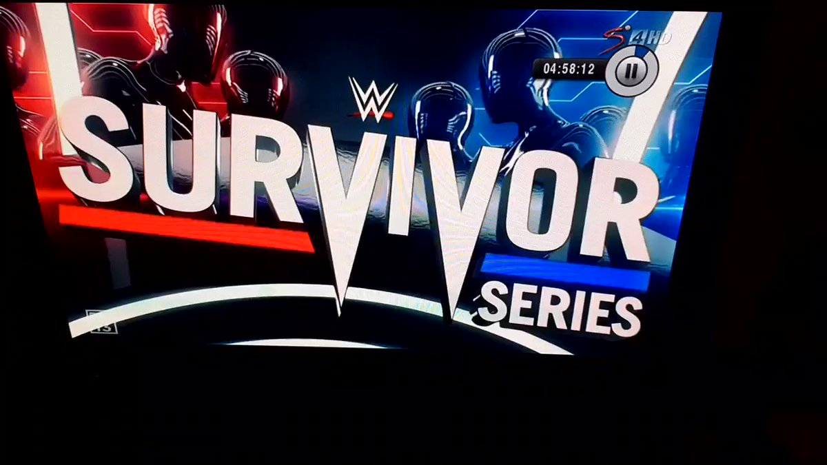 @XavierWoodsPhD So they did sort of acknowledge that #sdLive won a match but it didnt matter since its on the kick off show🤔 #survivorseries