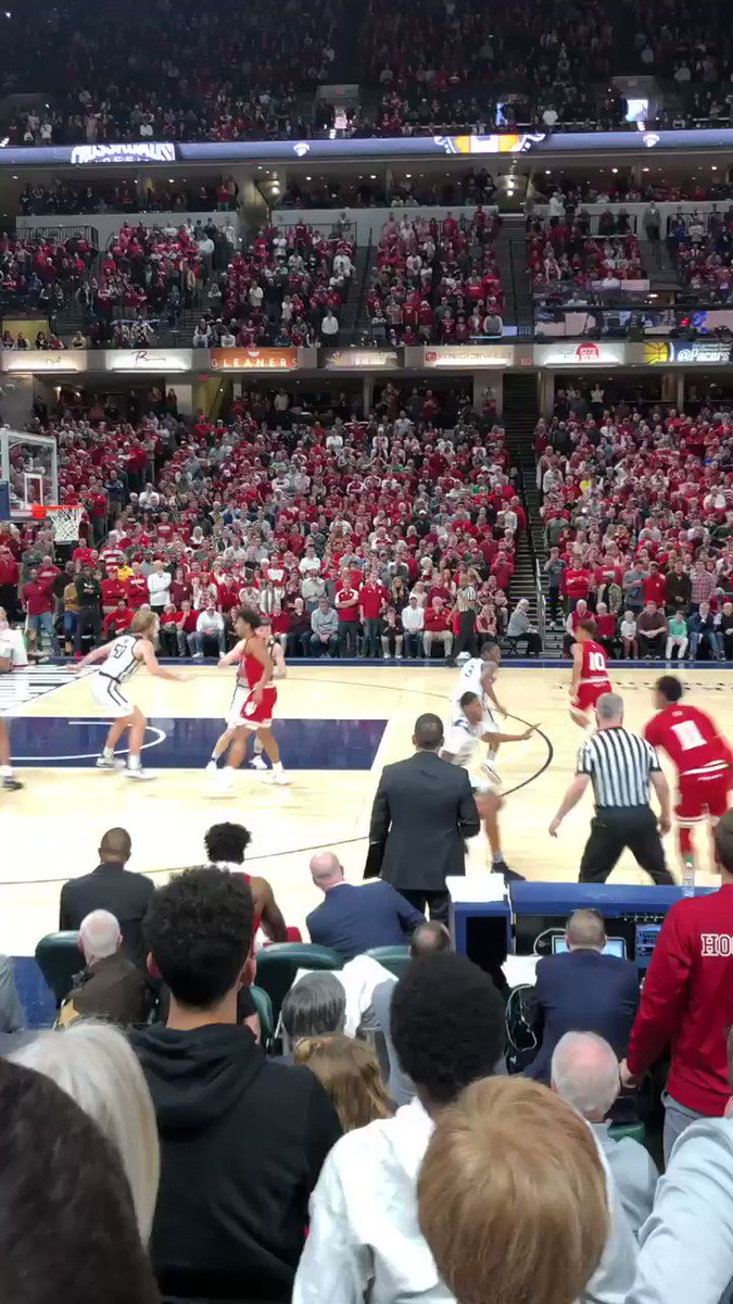 RT @cwRitz: Game #iubb https://t.co/4KqFuiFFHh