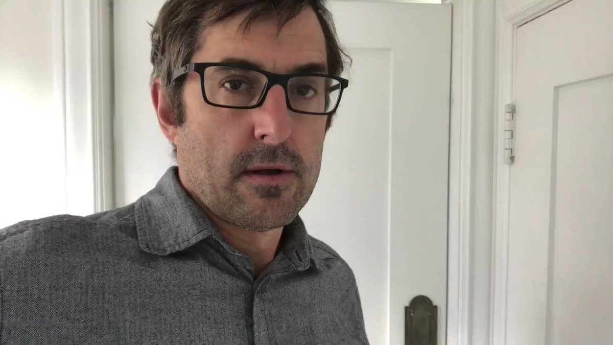 A message for NHS staff from documentary legend @LouisTheroux Wed love him to do a thorough investigation into the increasing privatisation of healthcare in the UK - please RT if you would too #MerryXmasNHS