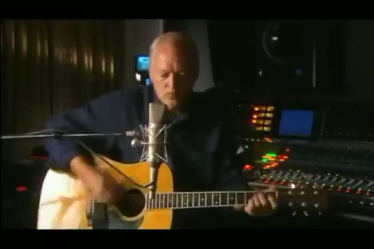 David Gilmour ''Breathe'' played perfectly