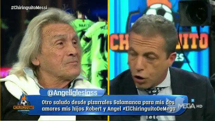El Chiringuito TV's photo on Messi