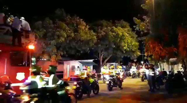 Image for the Tweet beginning: ¿Alguien dijo caravana? Nuestro @JuniorClubSA