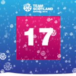 It's #TeamScotAdvent Day 17 and World Champion & double G...