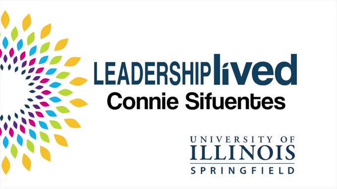 Leadership lived: Connie Sifuentes of Peoria is a leader in the Greek Life community at #UISedu. The psychology major currently serves as the president of the Greek Affairs Board. She also works @UISLib. Learn More: https://t.co/at6tx6YvSz https://t.co/0BbXhvkqyl