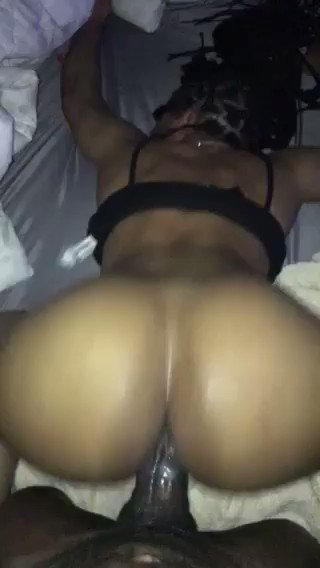 Thick Ebony Threesome White