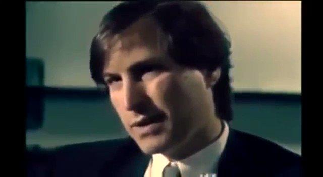 Image for the Tweet beginning: 31 years ago (1990), Steve